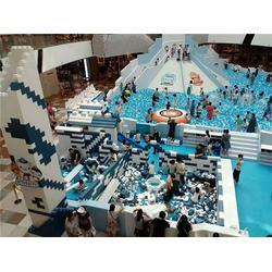 华乐气模厂家_英伦风格积木海洋球乐园_信阳积木海洋球乐园图片