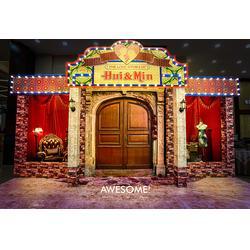 欧辰婚礼设计(图)_中式婚礼效果图_三水中式婚礼图片