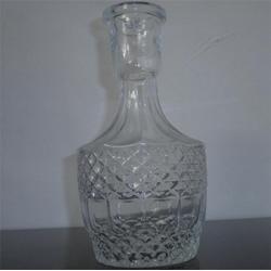 洋酒玻璃酒瓶定制、玻璃酒瓶、森洪玻璃图片