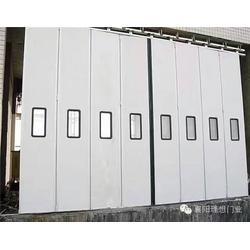 工业厂房折叠门厂家图片