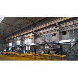 白铁通风管加工,白铁通风管,山东百事特品质保证图片
