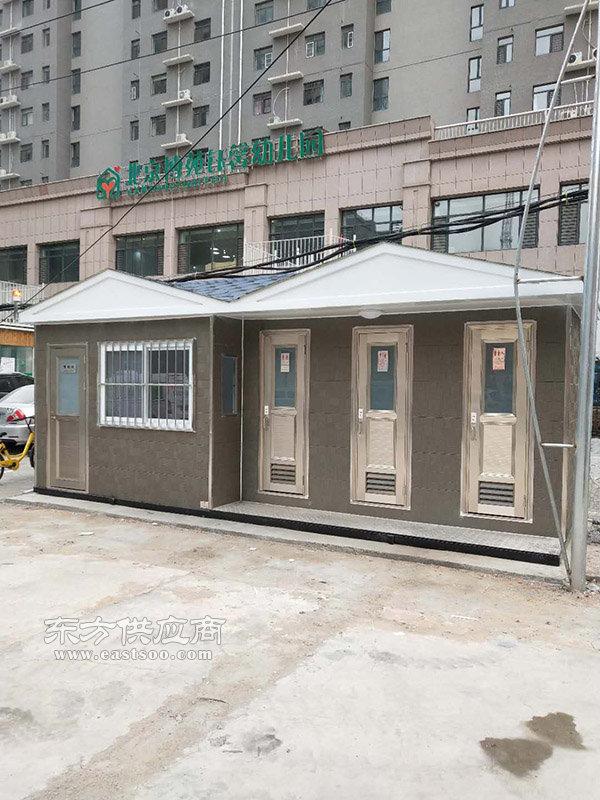 移动厕所、河南哪里能租移动公厕、【博杰环保】(推荐商家)图片