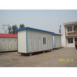 河南工地移动厕所出租|工地移动厕所|【郑嘉环保】图片