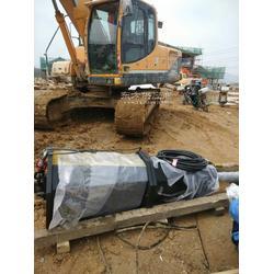 基坑槽管沟开挖劈裂机静态设备图片