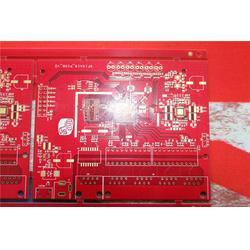电路板-得道电子-上海感应电路板图片