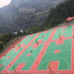 奥捷绿色网球场弹性材料生产厂家图片