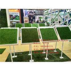 人造草坪 人造草坪施工建设公司EPDM彩色安全地垫施工公司图片