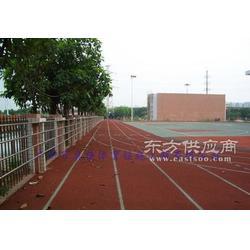 环保塑胶跑道施工单位图片