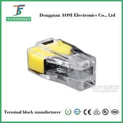 PCT222-10X建筑布线、照明连接器替代电工胶布、压线帽等图片