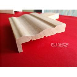 优质服务 橡胶木门套线 斯柏林装饰  代理 保证质量图片