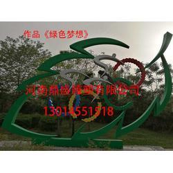 沧州不锈钢雕塑设计公司 河南鼎盛雕塑 不锈钢雕塑图片