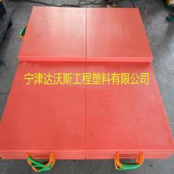 工程機械防滑支腿墊板液壓支腿墊板A相衙鎮達沃斯生產承重強圖片