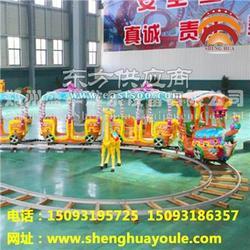 盛华游乐现货供应公园新型游乐设备海盗火车儿童游艺设施