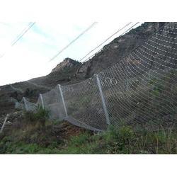 柔性防护网&柔性被动防护网&边坡防护网图片