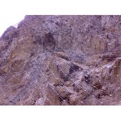 山坡护坡网&山体防护网&山坡防护网图片