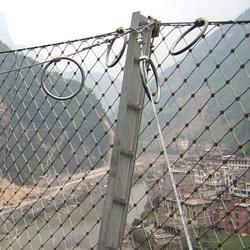 山体落石防护网&拦石网&边坡防护网图片