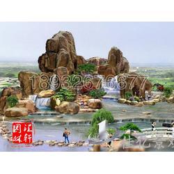 室内塑石假山,汇轩园林古建(在线咨询),唐县塑石假山图片