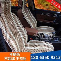 四季通用款汽车坐垫 亚麻汽车坐垫 多色可选图片