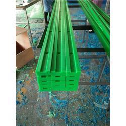 绥化链条导轨-嘉盛橡塑包装机械导槽-高分子链条导轨图片