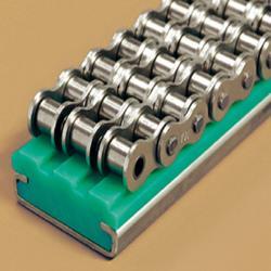 嘉盛橡塑自动化输送导槽、抗静电链条导轨加工、抗静电链条导轨图片