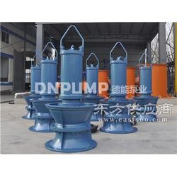 潜水轴流泵安装方案图片
