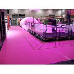 丰都县展览地毯_纯色展览地毯_全力塑业(优质商家)