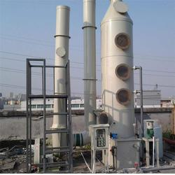 废气处理塔型号_酒泉废气处理塔_山东九州环保(多图)图片