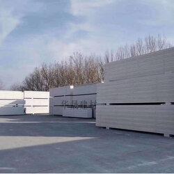 200厚隔墙板安装-菏泽隔墙板安装-华晟建材质量保障(查看)图片