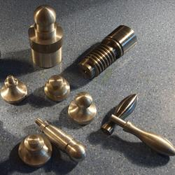 安派五金配件供应、数控件加工厂家、临沂数控件加工图片