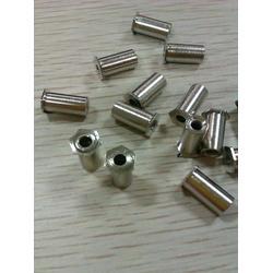 湖南五金铜螺母,安派五金厂家供应,五金铜螺母加工厂图片