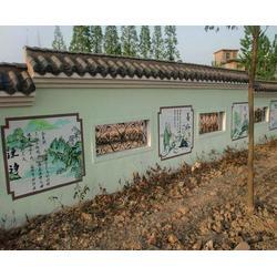 合肥墙体彩绘,合肥唯彩【墙体彩绘】,停车场墙体彩绘图片