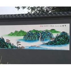亳州墙体彩绘,合肥唯彩墙体彩绘,厂房墙体彩绘图片