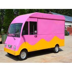 电动小吃车,余粮餐饮(在线咨询),四轮电动小吃车多少钱图片