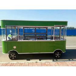 河池美食餐车-余粮餐饮-油炸美食餐车图片