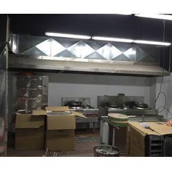 厨房排烟系统-地下室厨房排烟系统-金捷能机电(优质商家)图片