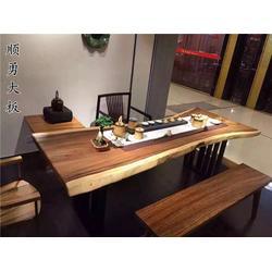 根雕茶台-茶台-顺勇大板品质的保证(查看)图片