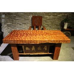 阳泉红木大板-顺勇大板工艺精致-红木大板经销商图片