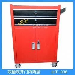 供应冷轧板工具柜 加厚材质 承重高 三层工具车带轮移动方便图片