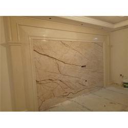 中式石材背景墙 天辰石材经销部 石材背景墙