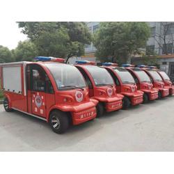 电动消防巡逻车_傲威公司_安徽湖北电动消防车图片