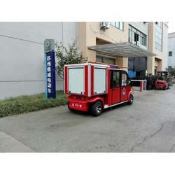 傲威|上海杭州电动消防车|电动消防车生产厂家图片