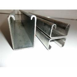 镀锌C型钢厂-睿彬新能源科技公司-阿坝镀锌C型钢图片