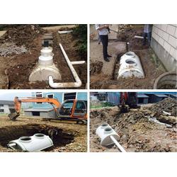 石嘴山新型化粪池生产厂家图片