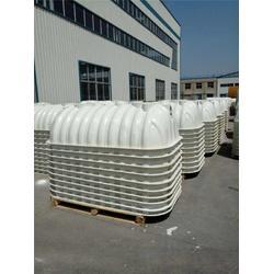 银川玻璃钢模压化粪池生产公司图片