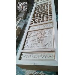 天宏木工艺品(图)_仿古门窗定做_仿古门窗图片