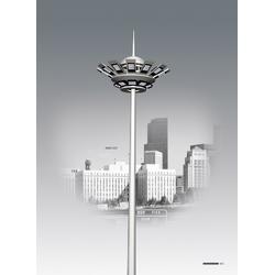 20米高杆灯厂家|满耀工程照明|20米高杆灯图片