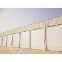 大型电动厂房门工业厂房提升门明和门业厂家直销图片
