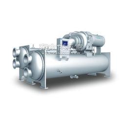 二手水冷式冷水机如何选配冷却塔图片