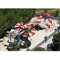 室外水上乐园滑梯、大浪集团、果洛州水上乐园滑梯图片