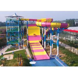 水上乐园设备厂家|大浪滑梯|平凉水上乐园设备图片